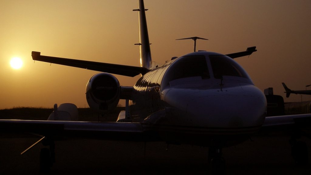 sarasota charter jets