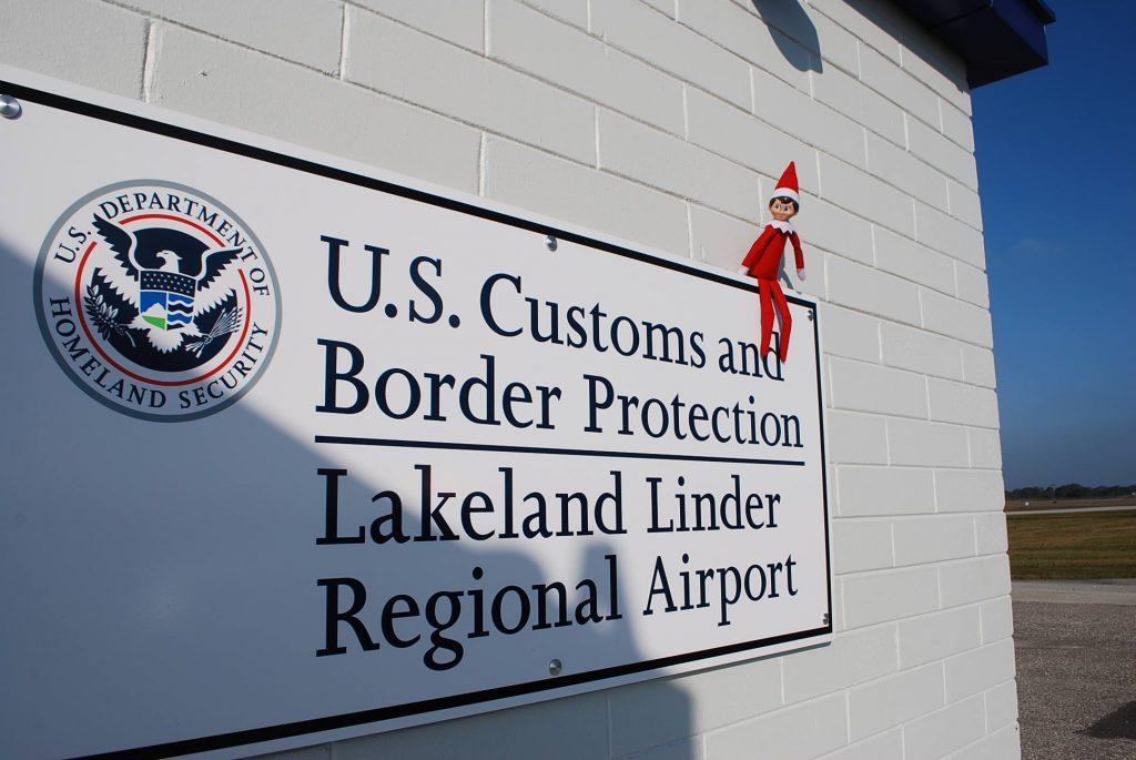 Central Florida Private Jet Customs