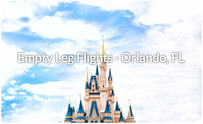Empty Leg Jets Orlando